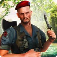 陆军突击队丛林生存