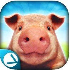 自己是一只猪