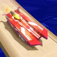 气垫船涡轮赛车