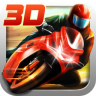 3D摩托飞车
